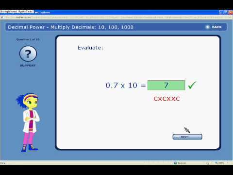 Standard mathletics 2