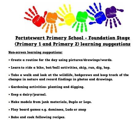 Standard foundation stage 1