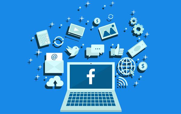 Standard social media marketing on facebook